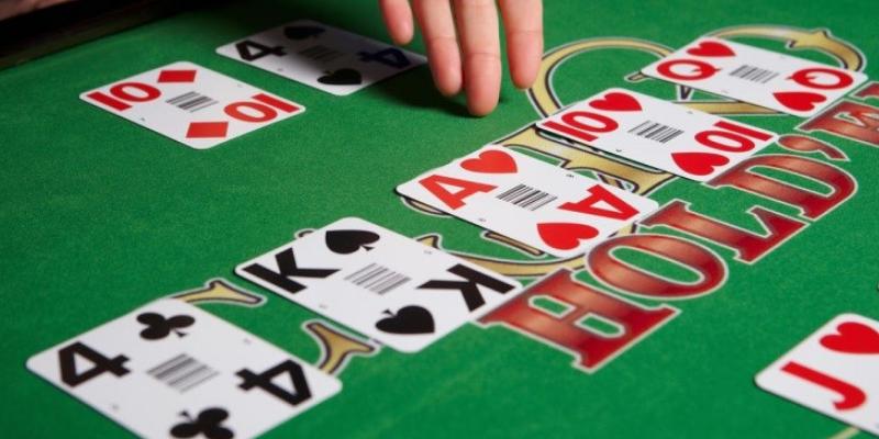 Tingkatan Urutan Kartu Poker Untuk Menang