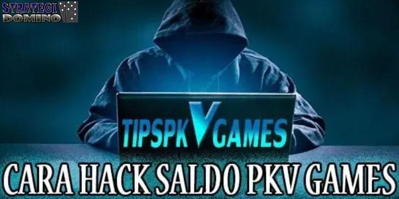 KETAHUI CARA HACKER SALDO PKV GAMES BERAKSI